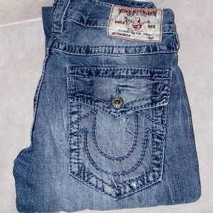 True religion jeans. Feel free to leave offers.